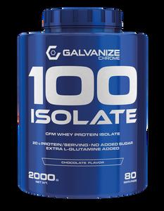 Bilde av Galvanize 100 Isolate Chocolate 2kg