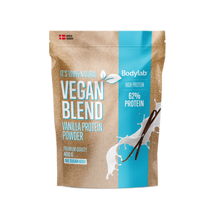 Bilde av Bodylab Vegan Protein Blend 400g Vanilla