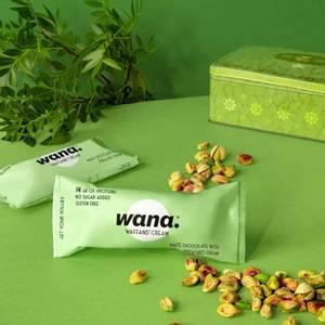 Bilde av White Chocolate with Pistachio Cream - 1 Bar