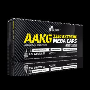 Bilde av Olimp AAKG 1250 Extreme Mega Caps 120 Kapsler