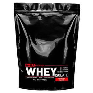 Bilde av A-HA Nutrition Whey Isolate 1kg Chocolate